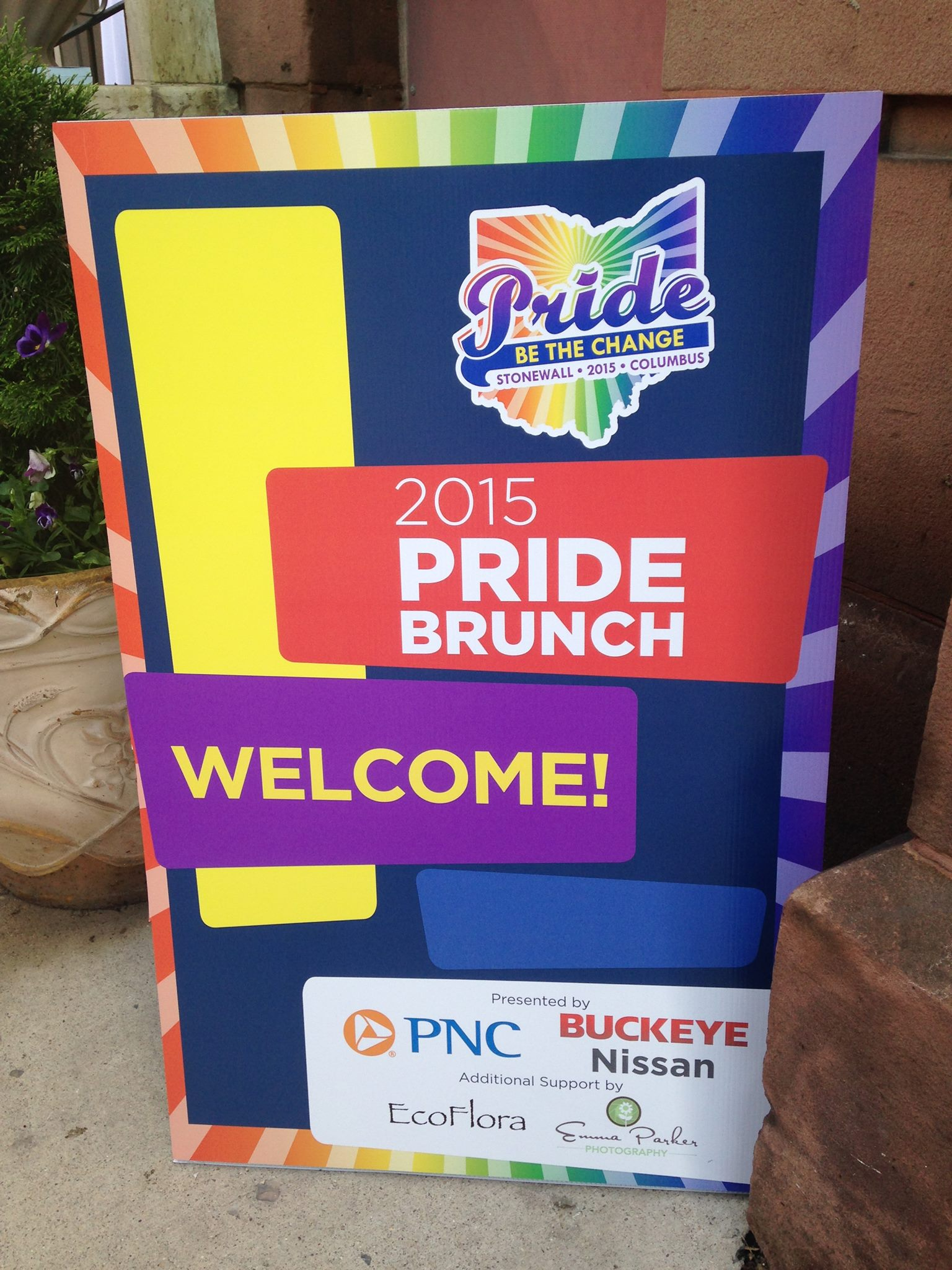 2015 Pride Brunch
