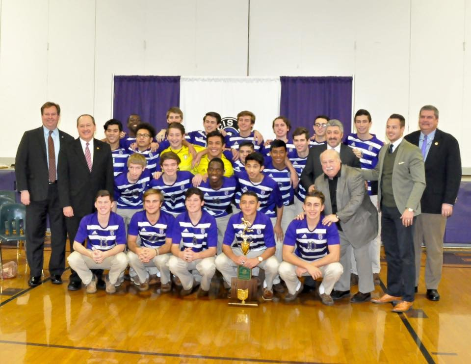 Congratulations To The St. Francis DeSales High School Boys Soccer Team
