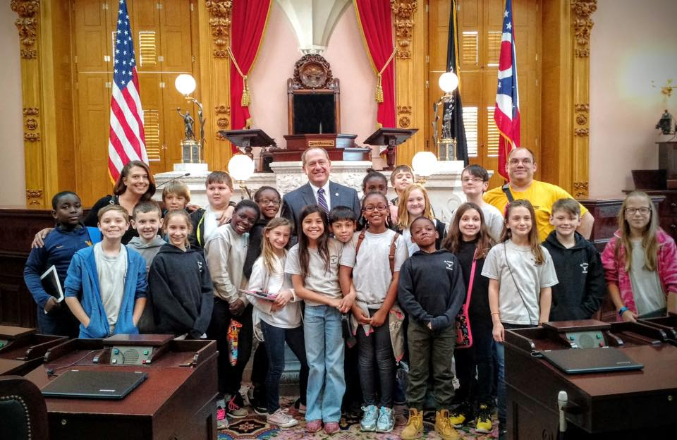 Welcome Fourth-graders From St. Anthony Elementary School