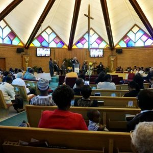 Columbus All Nations Seventh Day Adventist Church's New Home