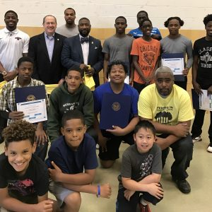 Feddersen Recreation Center Basketball Banquet