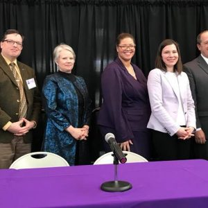 Ohio's Children 2018 Children's Advocacy Champion Award Winners