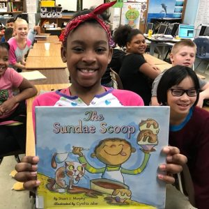 Rock N Read Week At Parkmoor Elementary