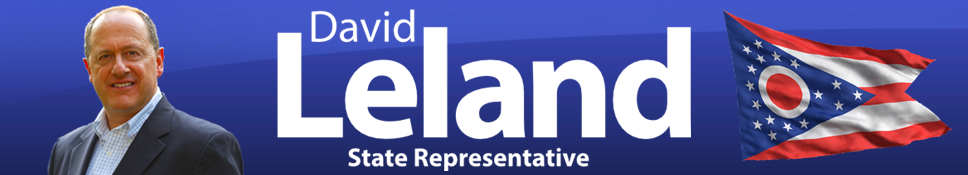 David Leland | Ohio State Representative | District 22