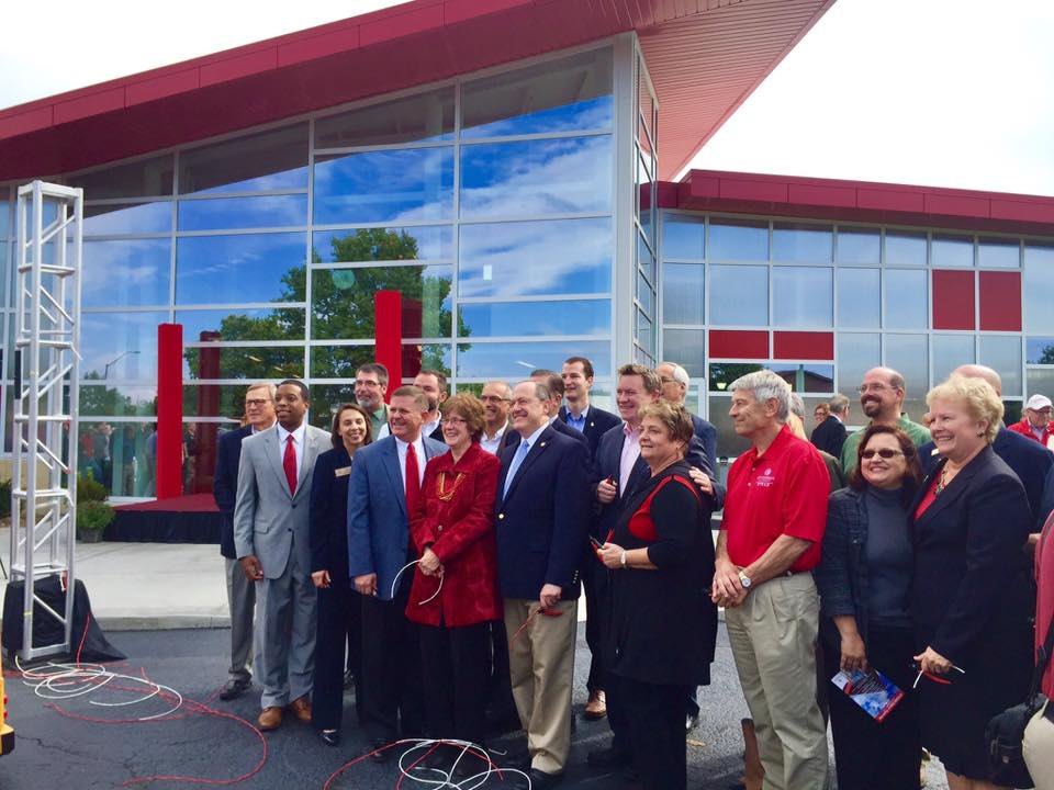Grand Opening Of The Otterbein STEAM Innovation Center