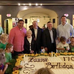Clintonville's 170th Birthday Party