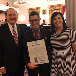 Jonathan Juravich Named One Of 4 Finalists For The National Teacher Of The Year Award