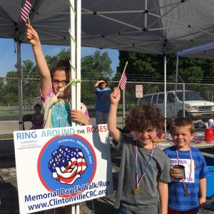Clintonville-Beechwold Community Resources Center's Ring Around The Roses Memorial Day 5k Run