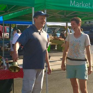 Opening The Clintonville Farmer's Market