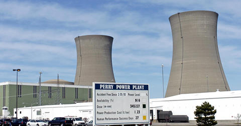FirstEnergy Solutions Seeks To Dump Union Contract For Ohio Nuclear Plant