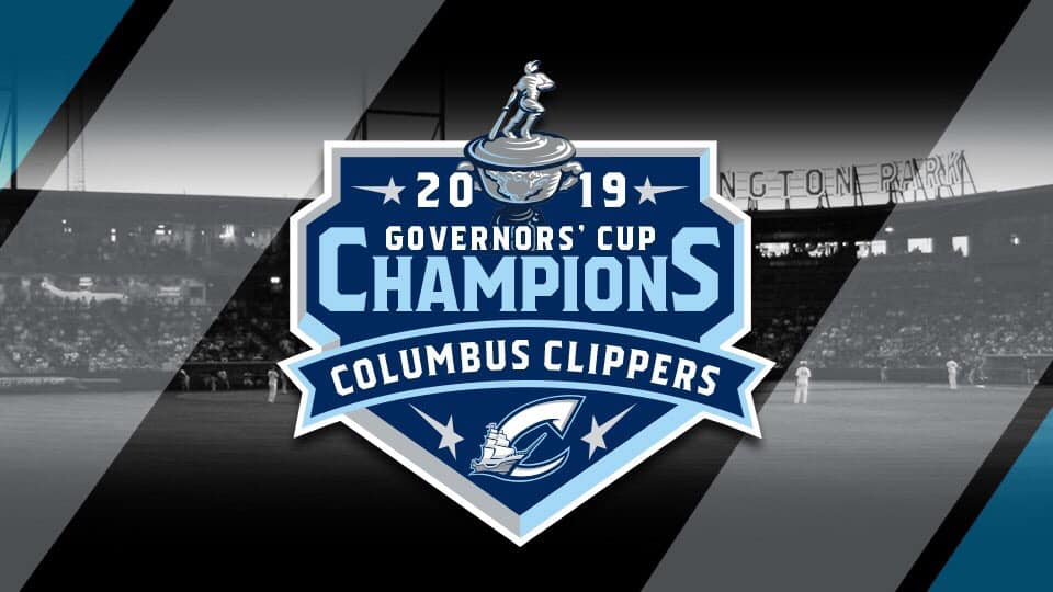 Columbus Clippers Baseball Team Governors' Cup