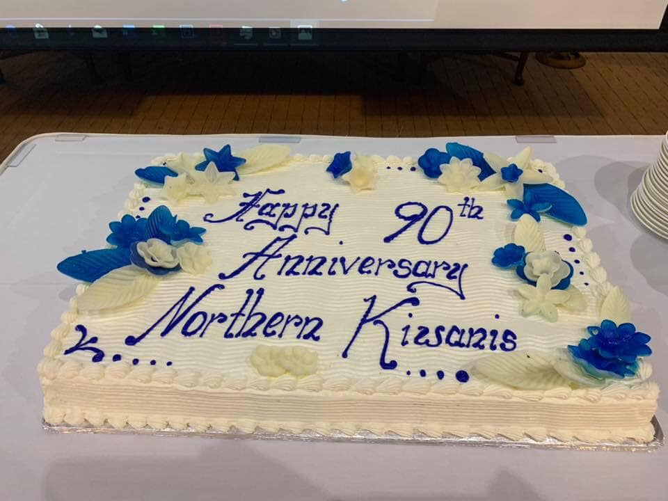 Northern Kiwanis Club's 90th Anniversary