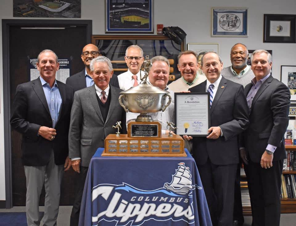 Columbus Clippers Win Their 11th Governor's Cup