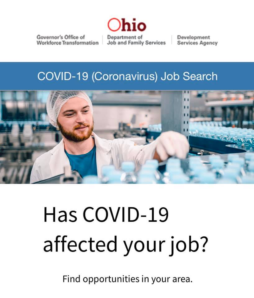 Has COVID-19 Affected Your Job?