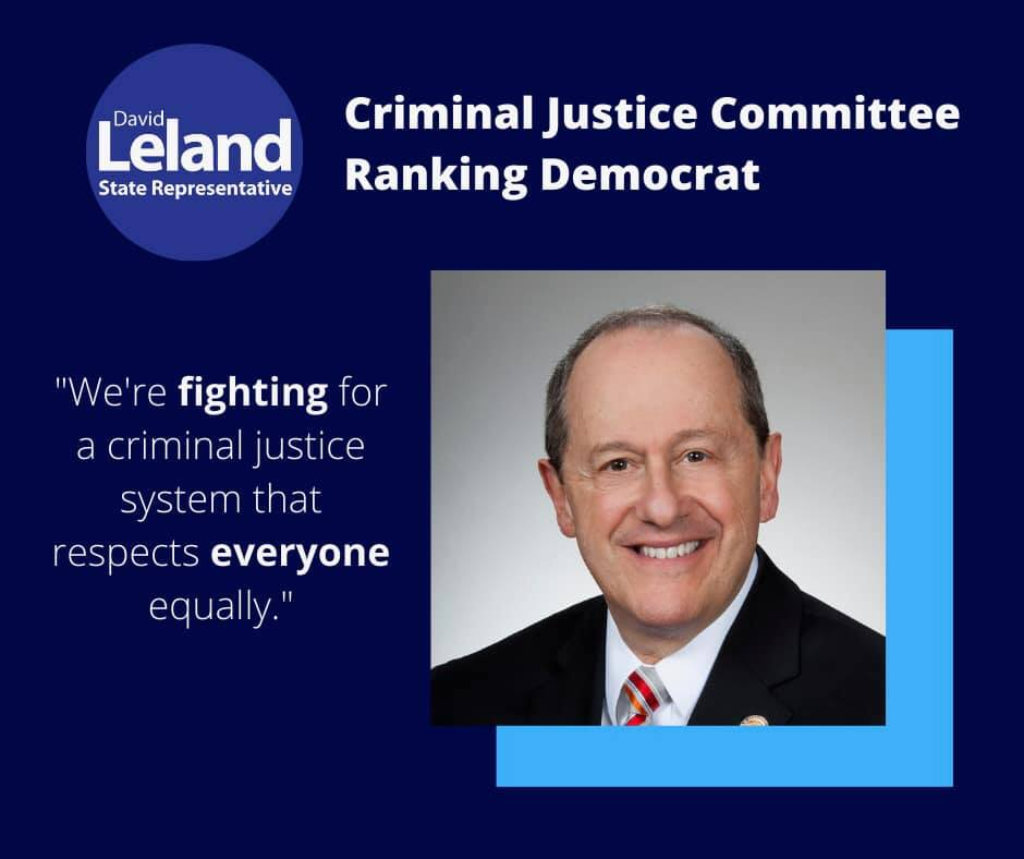 Ranking Democrat On The Ohio House Criminal Justice Committee